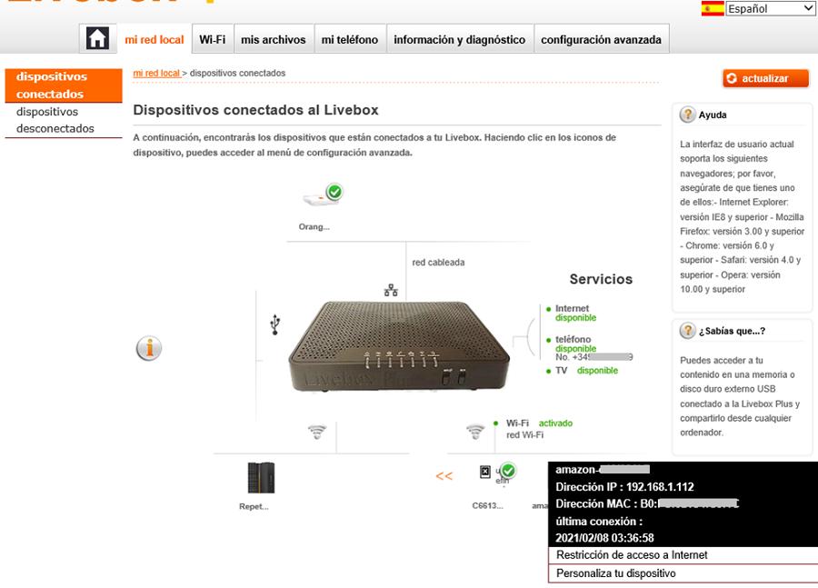 Consejos Livebox 03 Personalizar 1