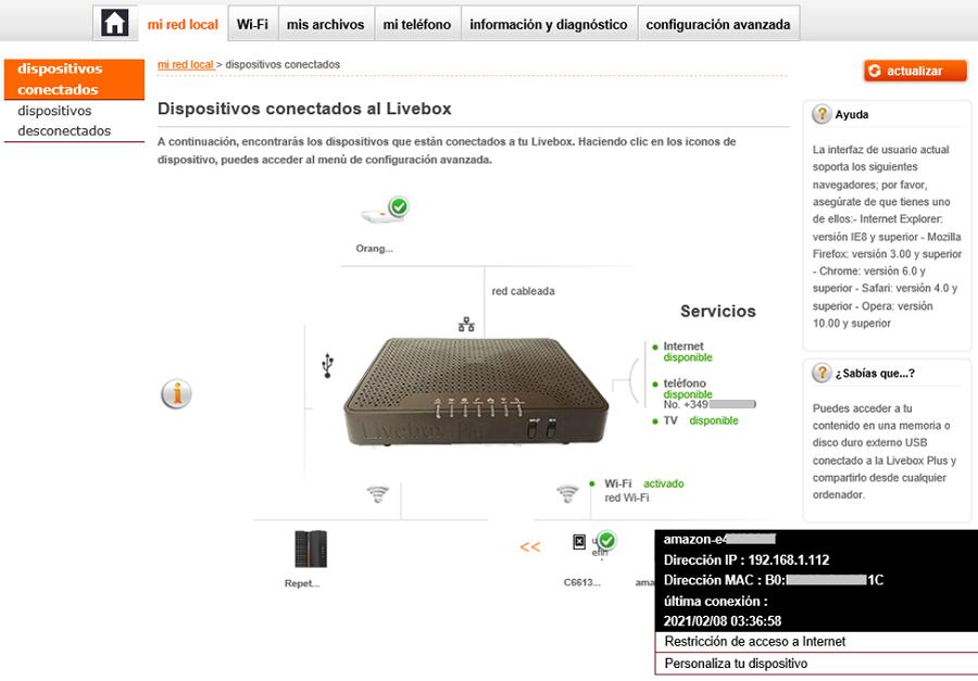 Consejos Livebox 05 ControlParental 1