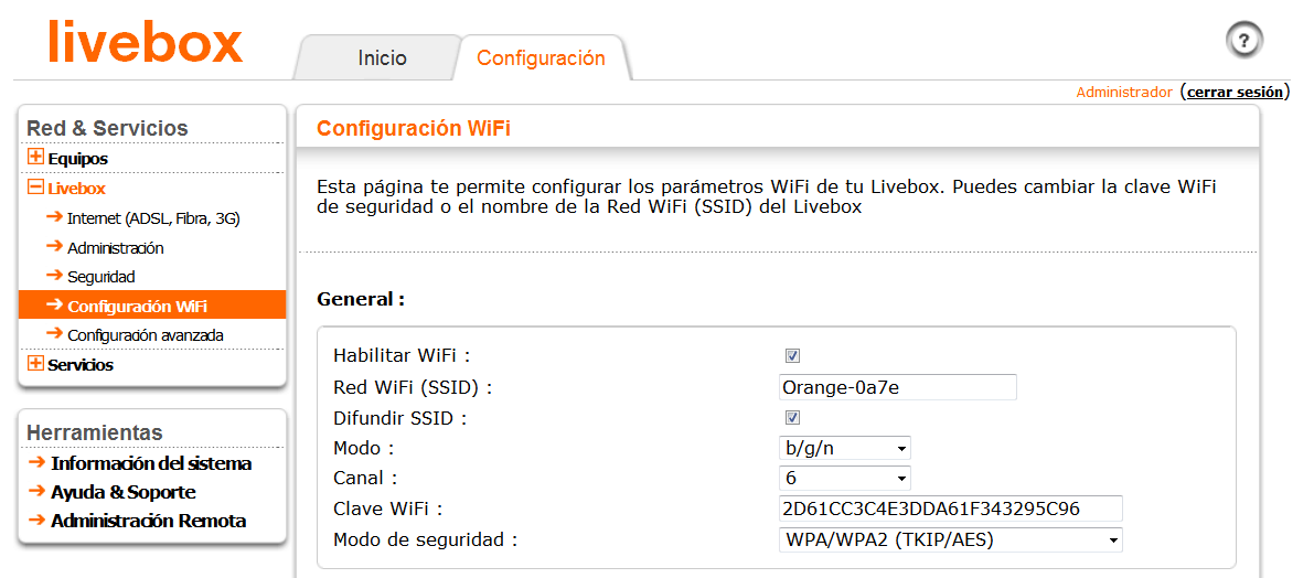 livebox 2 wifi 2