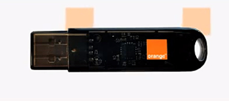 Adaptador Smartcard de Orange TV