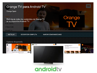 Android TV Orange TV