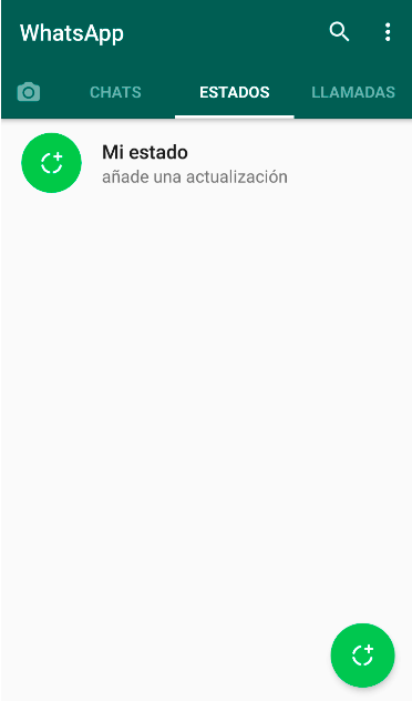 Estados WhatsApp 1