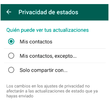 Estados WhatsApp 3