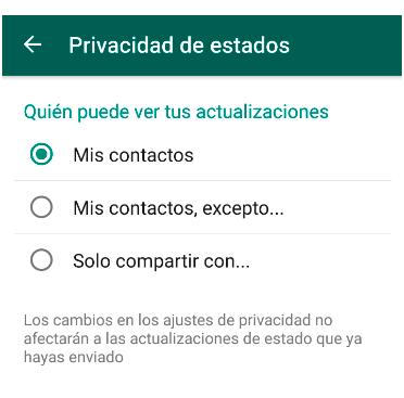 Que Son Los Estados De Whatsapp Y Como Se Utilizan De Forma Segura