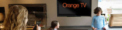 Con Orange TV, tu ordenador, tu tablet o smartphone se transforman en tu televisor