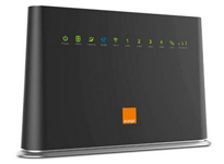Livebox Evolution Orange