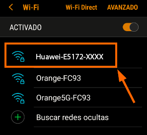Huawei router HG 532c scan WiFi