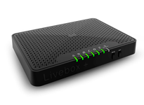 Livebox + routers