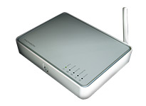 router Thomson Speedtouch TG585v7 cabecera