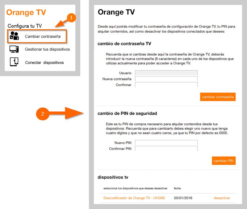 pin orange tv 2