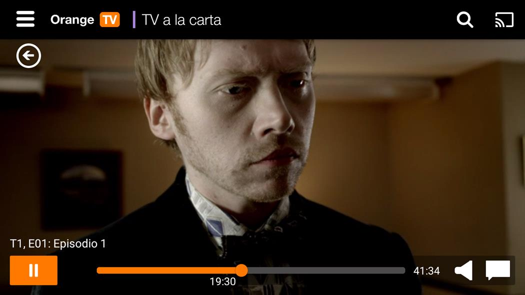 Canal TNT Orange TV app