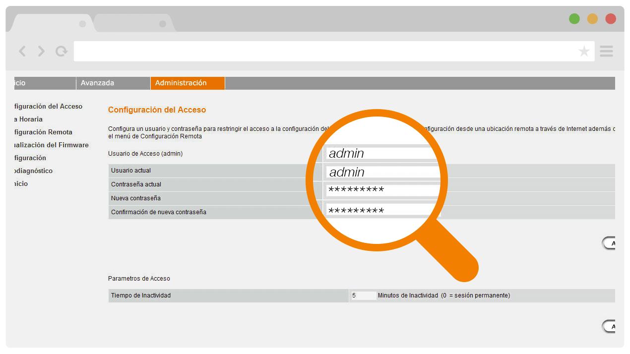 Cómo cambio la clave de administración en los routers Livebox 2 ...