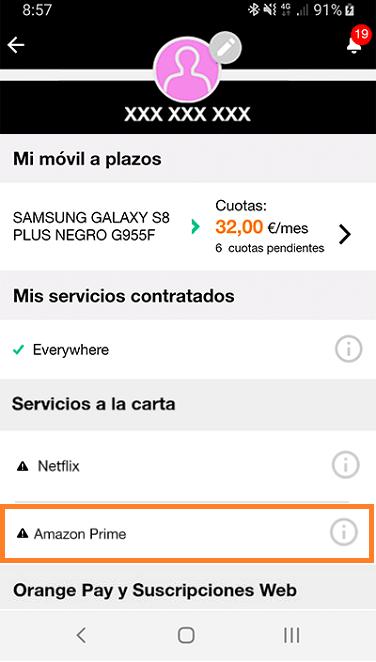 Activar Amazon 2